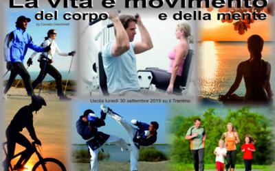 La vita è movimento… del corpo e della mente