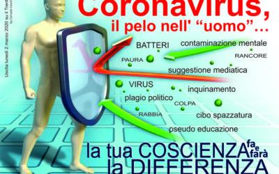"""Coronavirus, il pelo nell' """"uomo"""" …"""