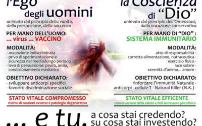 """IL VACCINO E LA VERITÀ DI """"DIO"""""""